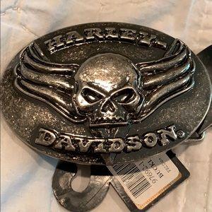 Harley Davidson Belt Buckle BNWT